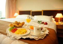 Hotel Miramar - ลิมา - ห้องนอน