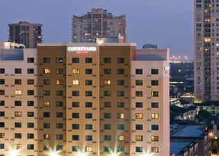 Courtyard by Marriott Houston by The Galleria