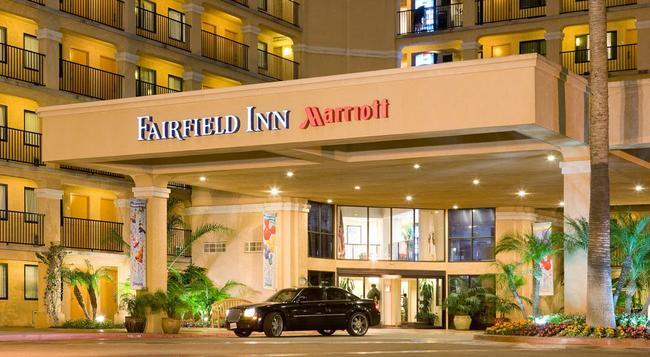 Fairfield Inn by Marriott Anaheim Resort - Anaheim - Building