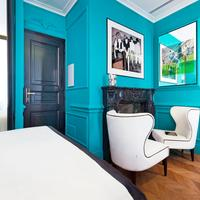 The Corner Townhouse Guestroom