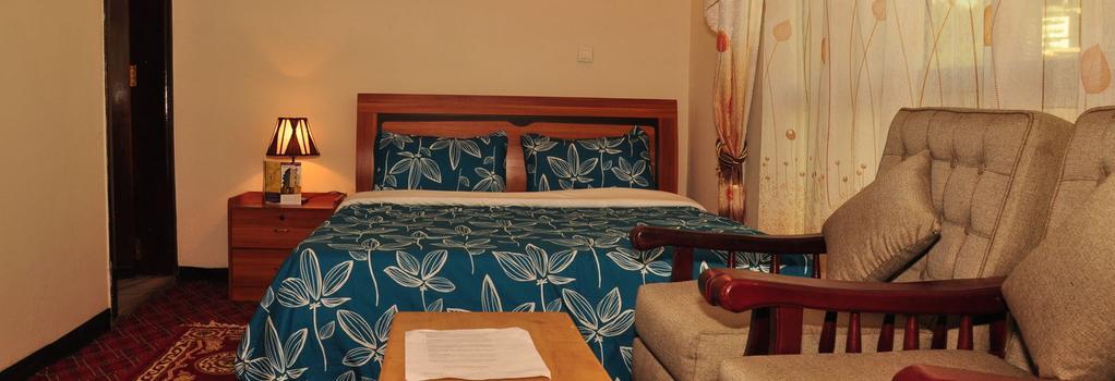 Keba Guest House - Addis Ababa - Bedroom