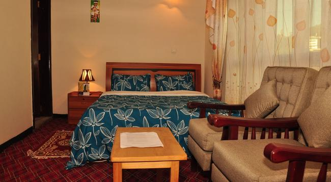 Keba Guest House - Addis Ababa - Bedroom