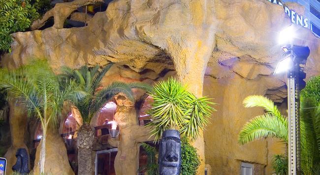 Magic Aqua Rock Gardens - Benidorm - Building