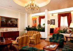 Hotel Victoria Roma - โรม - ล็อบบี้