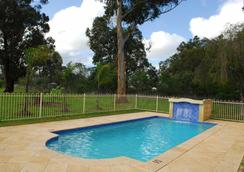 Wattle Grove Motel - เพิร์ธ - สระว่ายน้ำ