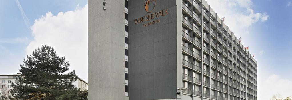 Van der Valk Hotel Antwerpen - Antwerp - Outdoor view