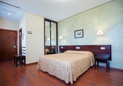 Hotel Derby Sevilla - เซบีญ่า - ห้องนอน