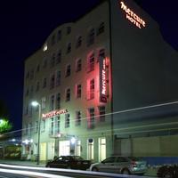 Mercure Hotel Berlin Mitte Hotel Front - Evening/Night