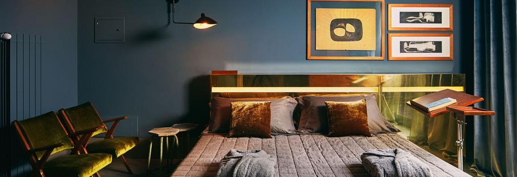 Hotel Borgo Nuovo - Milan - Bedroom