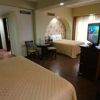 Hotel Lois Veracruz Bathroom