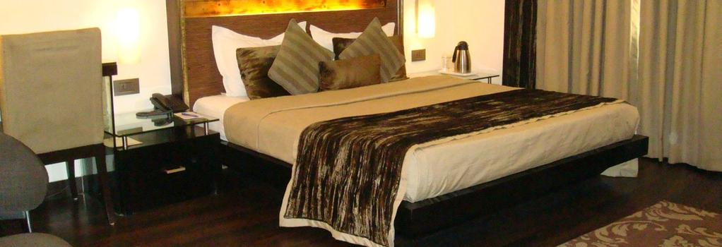 Shreyans Inn - New Delhi - Bedroom