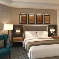 DoubleTree by Hilton Hotel Kazan City Center Guest room