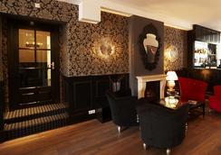 Hotel Blyss - อัมสเตอร์ดัม - เลานจ์
