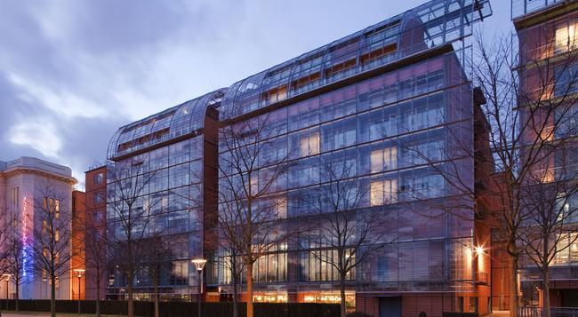 Lyon Marriott Hotel Cite Internationale - Lyon - Building