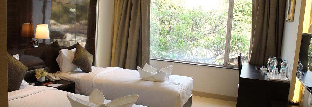HOTEL GRAND VISAVA - Lonavala - Bedroom
