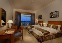 Atana Khasab Hotel - คาห์ซาบ - ห้องนอน