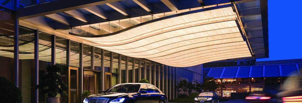 Shangri-La Hotel - Bangalore - Building