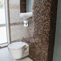 Oltenia Hotel Bathroom