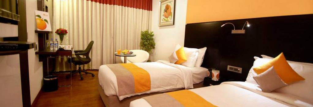 Astoria Hotels by Sparsa - Madurai - Bedroom
