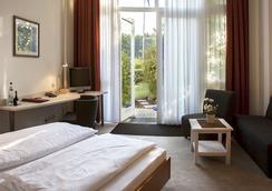 Hotel Spree-idyll - เบอร์ลิน - ห้องนอน