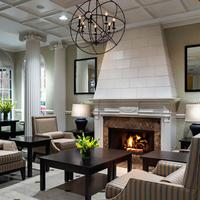 The Willows Hotel Lobby