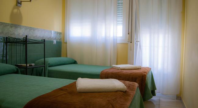 Hostal Florida - Sevilla - Bedroom