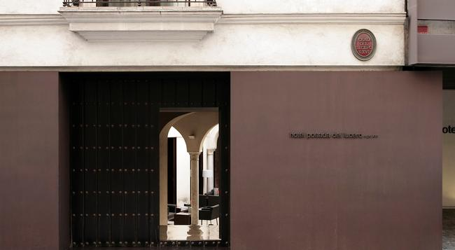 Hotel Posada del Lucero - Sevilla - Building