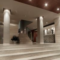 Hotel Rey Alfonso X Reception