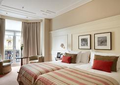 Hotel de Londres y de Inglaterra - ซานเซบัสเตียน - ห้องนอน