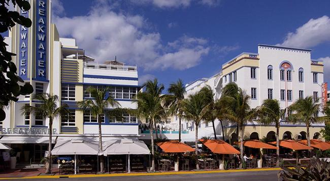 Hotel Breakwater South Beach - Miami Beach - Building