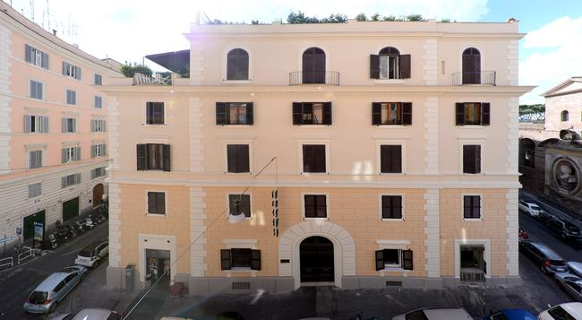 Hotel Golden - Rome - Building