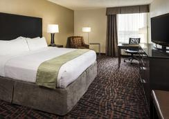 Holiday Inn Wichita East I-35 - วิชิตา - ห้องนอน