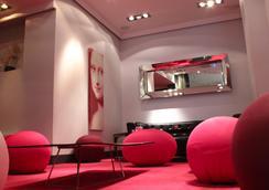 Ideal Hotel Design - ปารีส - ล็อบบี้