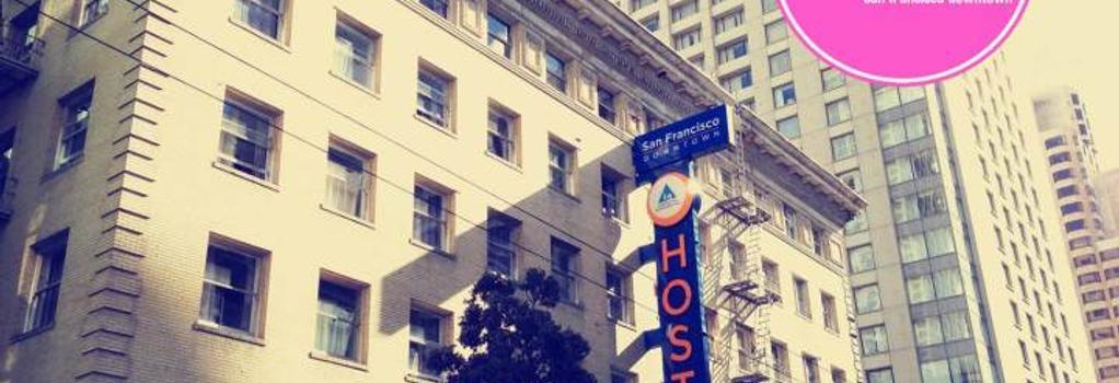 Hi San Francicso Downtown - San Francisco - Building