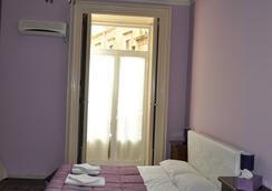 Teatro Bellini - Bed & Breakfast - คาตาเนีย - ห้องนอน