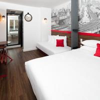 Hotel Rl By Red Lion Brooklyn Bed-stuy Hotel RL Bed-Stuy Queen Plus Twin Guest Room