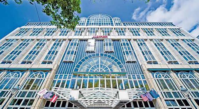 Vienna Marriott Hotel - Vienna - Building