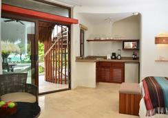 Playa Palms Beach Hotel - พลาย่า เดล ตาร์เมน - ห้องนอน