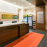 Home2 Suites by Hilton Atlanta Downtown Lobby