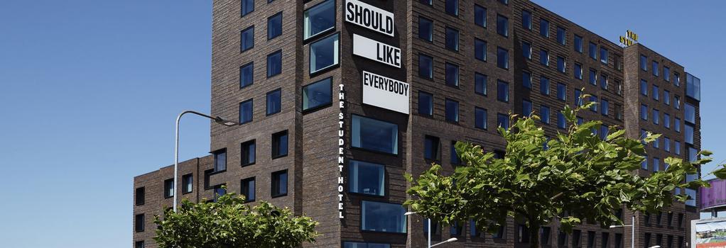 The Student Hotel Groningen - Groningen - Building