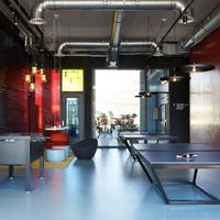 The Student Hotel Groningen Game Room