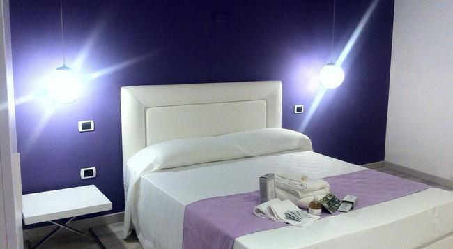 Chambres du Monde - Cagliari - Bedroom