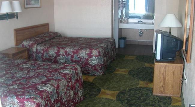 Budget Inn Motel - Austin - Bedroom