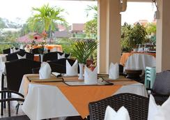 Siem Reap Riverside Hotel - เสียมเรียบ - ร้านอาหาร