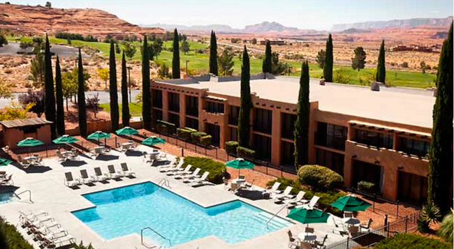 Courtyard by Marriott Page at Lake Powell - Page - Building