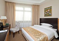 Alliance Greenwood Hotel - มอสโก - ห้องนอน