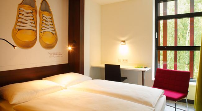 7THINGS Hotel - Bremen - Bedroom