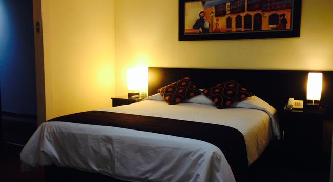 Hotel Ferré Colonial - Lima - Bedroom