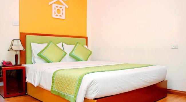 Van Mieu Hotel - Hanoi - Bedroom