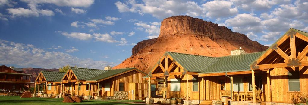 Sorrel River Ranch Resort - Moab - Building